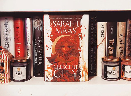 Crescent City: House of Earth and Blood by Sarah J. Maas | Review