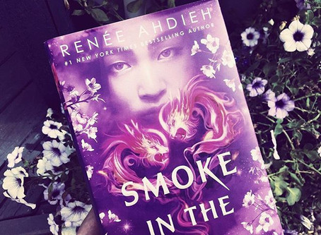Smoke In The Sun by Renée Ahdieh | Review