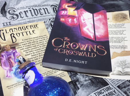 Review | The Crowns of Croswald by D.E. Night