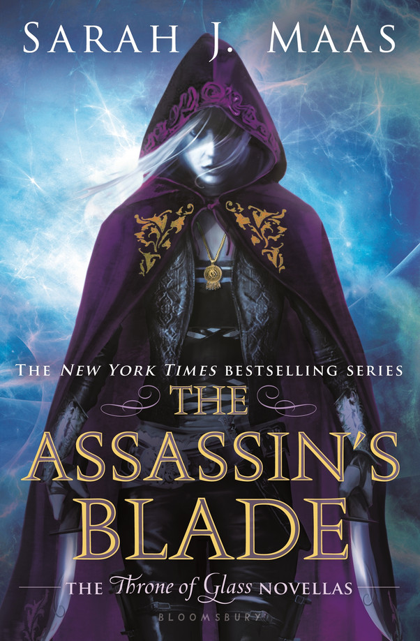 Review | The Assassin's Blade by Sarah J. Maas