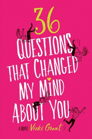 Review | 36 Questions That Changed My Mind About You by Vicki Grant