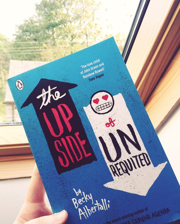 Review | The Upside of Unrequited by Becky Albertalli