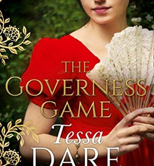 The Governess Game by Tessa Dare | Review