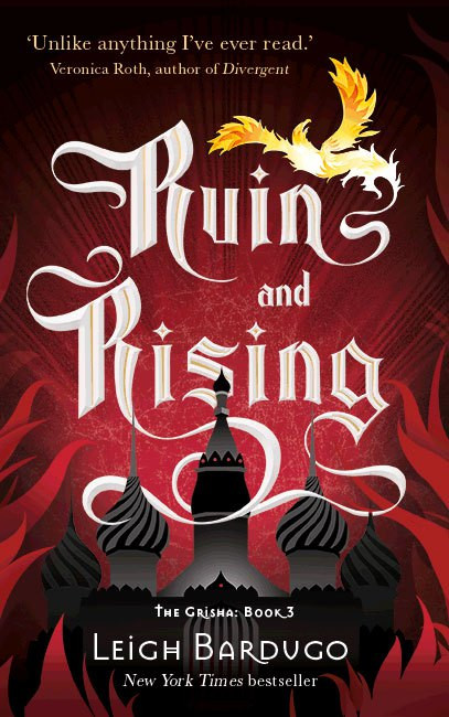 Review | Ruin and Rising by Leigh Bardugo