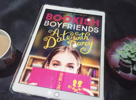 A Date with Darcy (Bookish Boyfriends #1) by Tiffany Schmidt | Review