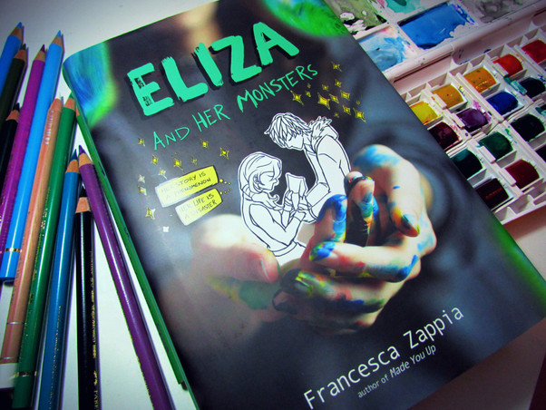 Review | Eliza and Her Monsters by Francesca Zappia