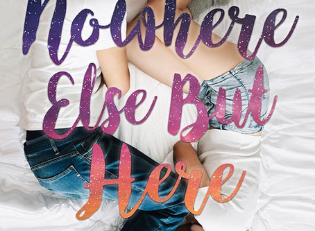 Nowhere Else But Here by Rachel Cotton | Review