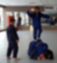 GT Brazilian Jiu-Jitsu Kids Class - Good Times!
