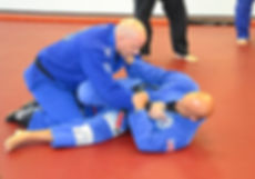 Adult BJJ Classes with Todd Meighen and Gregg Hammerton.