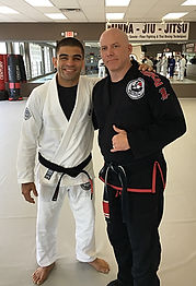 Shaolin Ribeiro and Todd Meighen (March 2017)