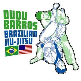 "Eduardo ""Dudu"" Barros Brazilian Jiu-Jitsu Academy Logo"