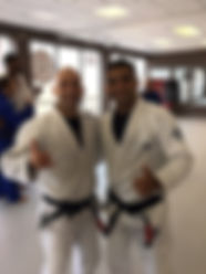 Gregory Hammerton and Shaolin Ribeiro (March 2017)