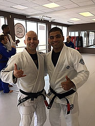Gregory Hammerton and Shaolin Ribeiro (March 2017)