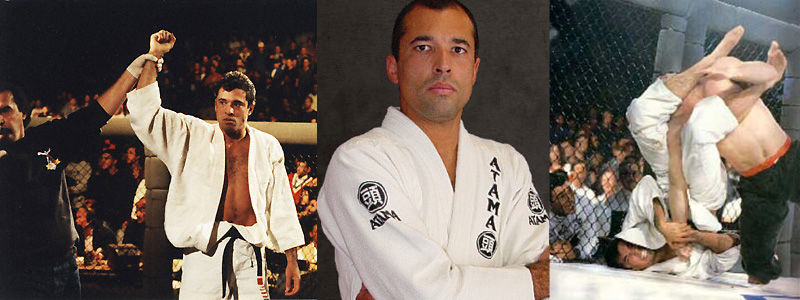 Royce Gracie UFC Legend