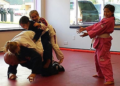 Kids Classes with Todd Meighen and Gregg Hammerton.