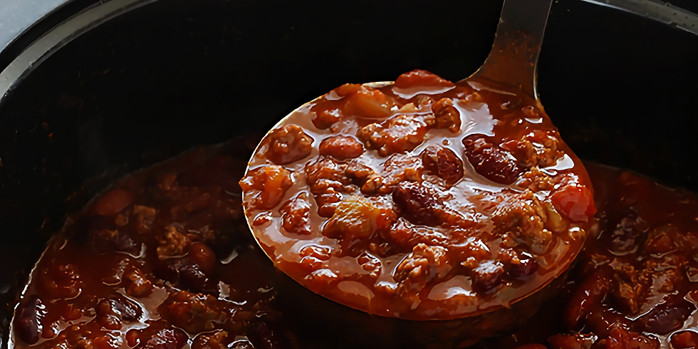 Chili Cook-Off Contest Entry