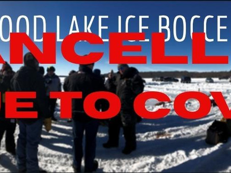 Ice Bocce 2021 Cancelled