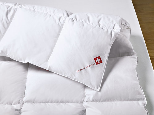 Duvet Swiss Dream Caro 4-saisons BSC 80