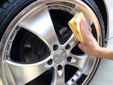 タイヤの組替え・バランス調整