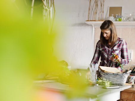 la Gazette d'une Fleuriste / Gabrielle / Mulhouse