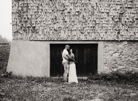 Laura & Jeremy / Séance d'Amoureux / Haute Savoie / Lifestyle