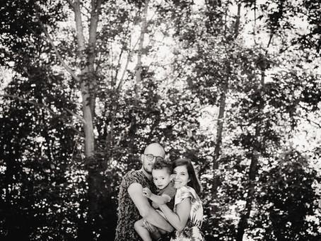 Elliott & ses Parents