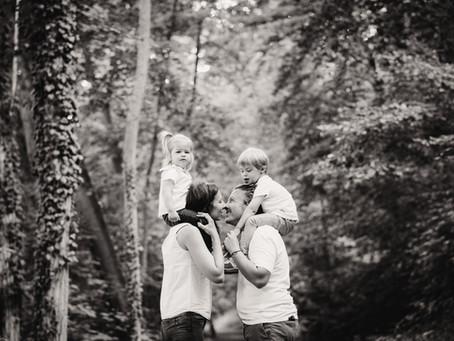 la Tribu de Jules & Maxence / Séance Lifestyle Famille