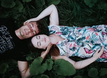 Elodie & Tobias ... Owen / combo Séance Grossesse + Nouveau Né / lifestyle / Haut Rhin