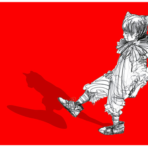 Clowns Boots Shadowplay