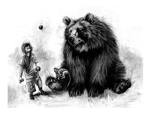 Bear Ball Play