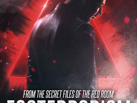 Pogach Reviews: Essoterrorism, by CT Phipps (Red Room, Book 1)