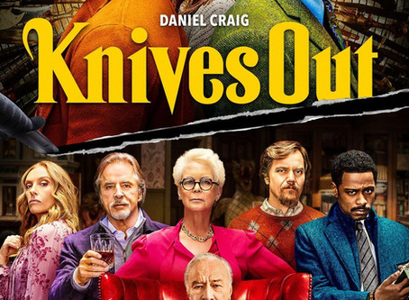 Pogach Reviews: Knives Out
