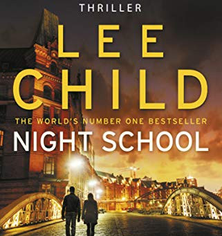 Pogach Reviews: Night School, by Lee Child