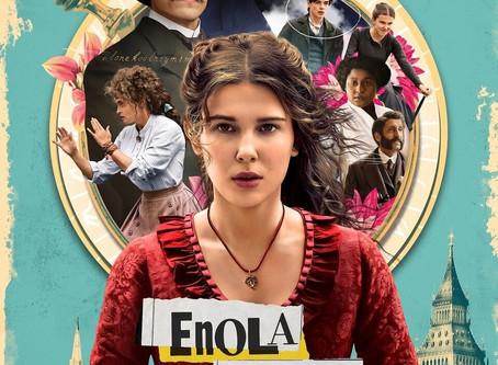 Pogach Reviews: Enola Holmes