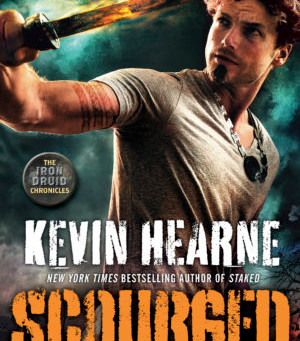 Pogach Reviews: Scourged, by Kevin Hearne (Iron Druid Chronicles 9)