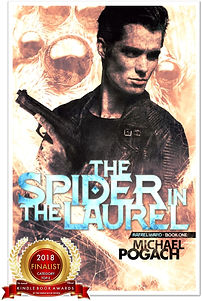 The Spider in the Laurel Kindle Book Award