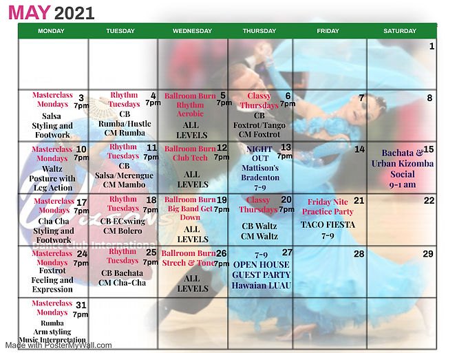 Copy of May 2021 Monthly Events Calendar
