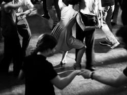Dance Hop-Swing Dancers!