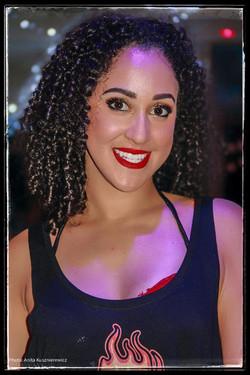 Natasha Barrera-Dance Champion/Instructor