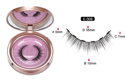 Cils magnétiques Dolly eyes K-008