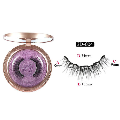 Cils magnétique Dolly eyes 3D-004