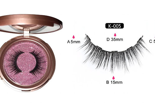 Cils magnétiques Dolly eyes K-005
