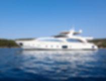 Captain Position on Yacht
