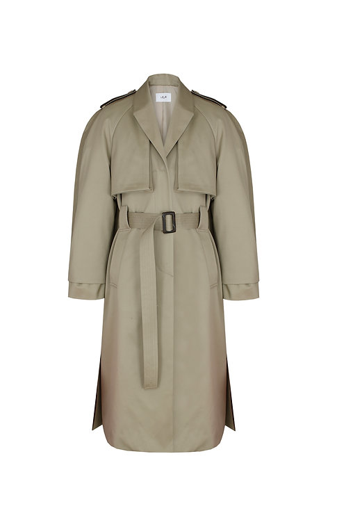 'Baluchon' Trench Coat