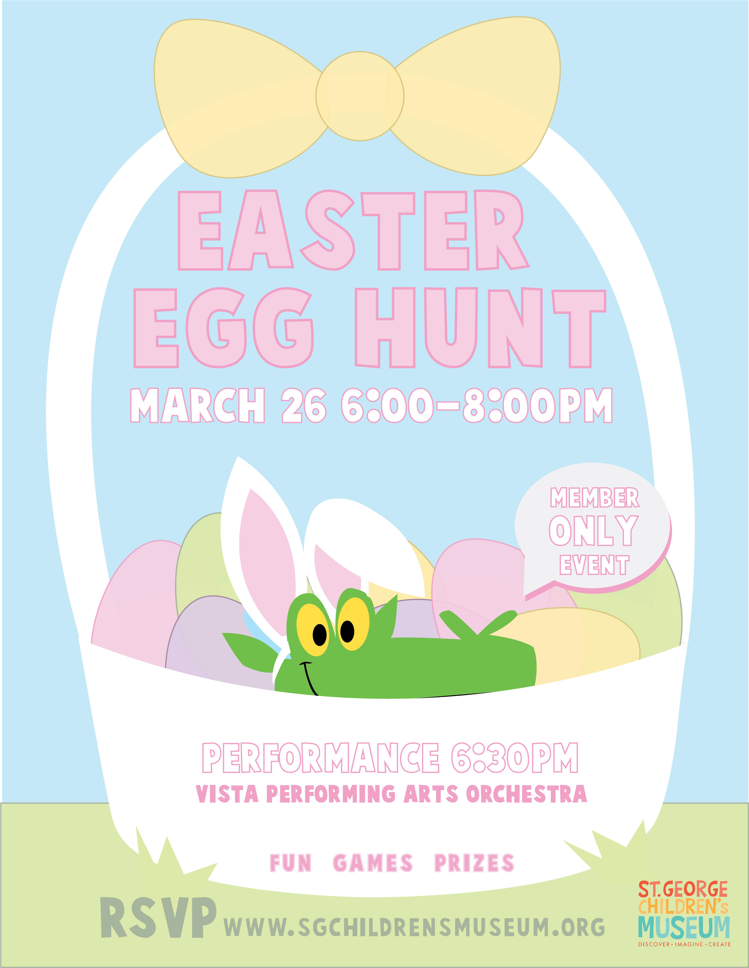 Easter Egg Hunt-Member Event