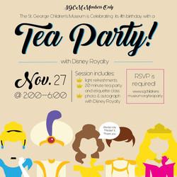 Tea Party-Instagram