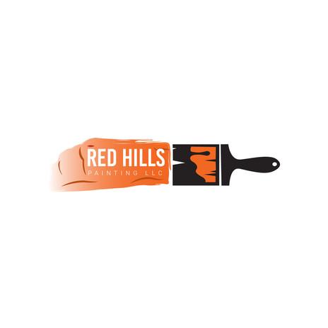 Red Rock Painting LLC Logo-Horizontal-01