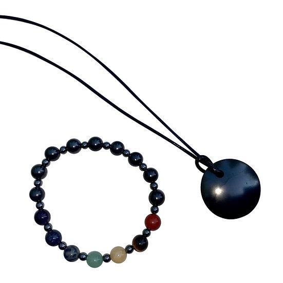 Chakra Jewellery Protection Bundle