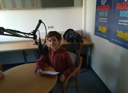 Radio Agora: Sendung der 1D am 10. März, um 18:00 Uhr!