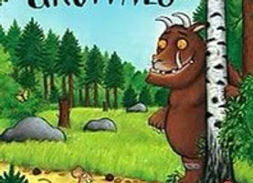 """Interactive Storytelling of """"The Gruffalo"""" by Rhubarb Theatre"""